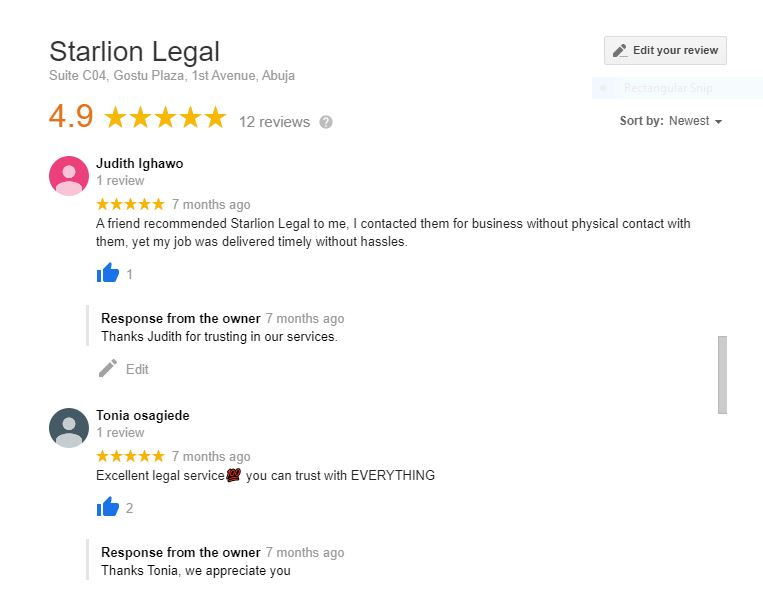 STARLION REVIEW 3